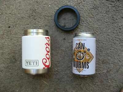 Yeti Colster Coors Logo Drink Cooler