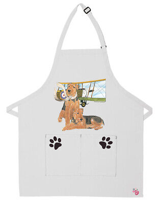 Airedale Apron