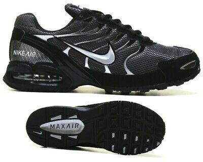 New NIKE Air Max Torch 4 Running Shoes Mens black/anthracite size 9.5