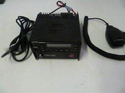 Kenwood TK-780 146-174 MHz VHF 25w Two Way Radio w Comm Series Power Supply o293