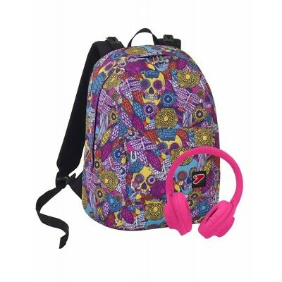 SEVEN The double Skull Girl special edition  - reversible backpack