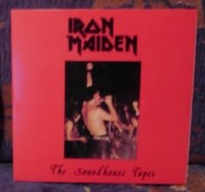 Iron Maiden The Soundhouse Tapes CD