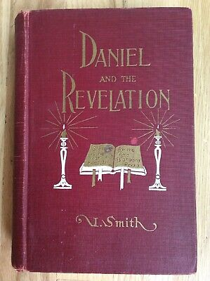 DANIEL AND THE Revelation by Uriah Smith Hardcover BRAND NEW