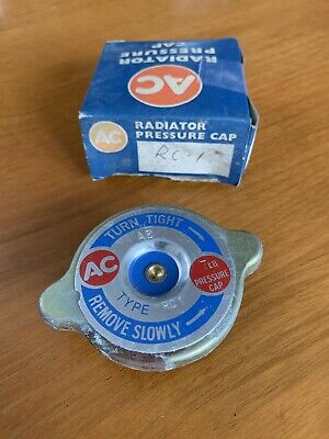 Nos Ac Delco Rc 1 Radiator Cap Classic Car Part