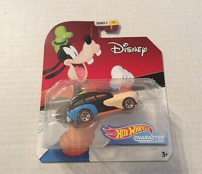 2019 Hot Wheels Goofy Disney Character Cars