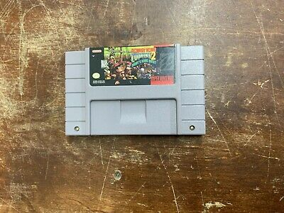 Donkey Kong Country 2: Diddy's Quest (Super Nintendo, SNES 1995)