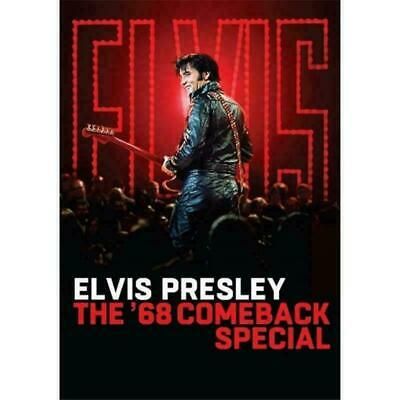 ELVIS PRESLEY The '68 Comeback Special DVD MUSIC CONCERT BRAND NEW WORLDWIDE R0
