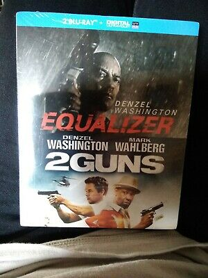 coffret blu ray equalizer et 2 guns av code digital NEUF