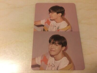 BTS J-HOPE [ PERSONA Official Photocard Map Of The Soul Ver. 1 ] / NEW /+ Gift