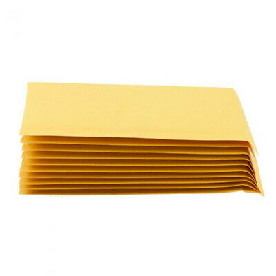 New 100 Pack #000 4x8 Kraft Paper Bubble Padded Envelopes Mailers Shipping Case