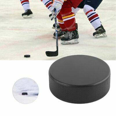 Professional Hockey Sports Classic Black Ice Competition Training Rubber Puck
