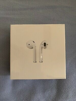 Apple AirPods 2nd Generation with Wireless Charging Case MRXJ2AM/A New Sealed