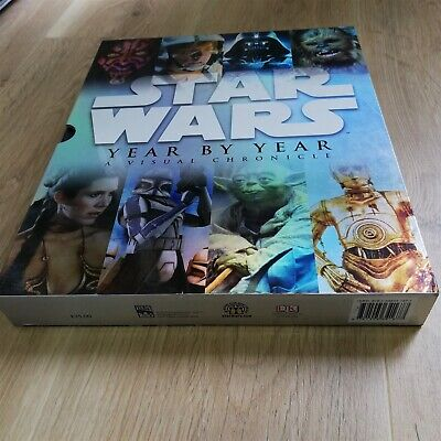 x1 Star Wars Year By Year A Visual Chronicle