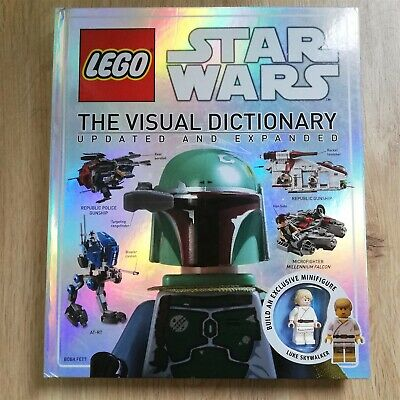 x1 Star Wars The Visual Dictionary Updated and Expanded