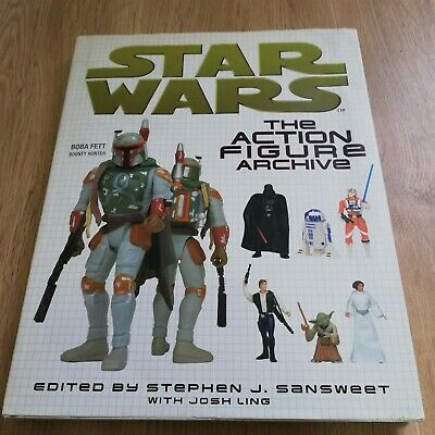 x1 Star Wars the action figure archive