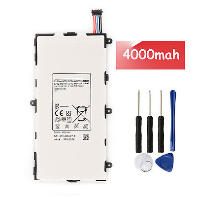 4000mAh T4000E battery for Samsung GALAXY TAB 3 7.0 SM-T210 T211 P3200 NEW SALE