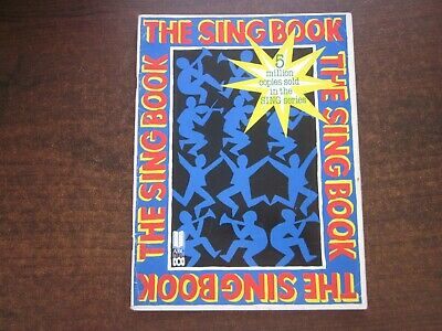 THE SING BOOK ABC Sheet Let's Have Music Song Book Primary School 1990
