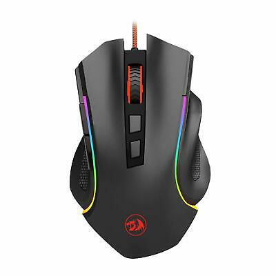 SALE WIRED ERGONOMIC Gaming Optical Mouse 2400 4 Adjustable DPI 5