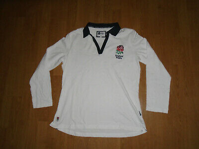 England rugby shirt size large, official, VGC and with UK FREEPOST!