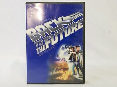 Back To The Future The Complete Trilogy Region-1 3-Disc Set DVD