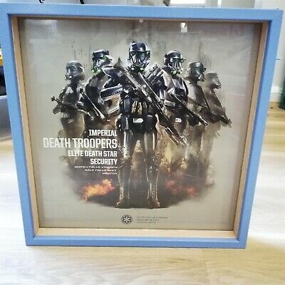 x1 Star Wars Imperial Death Troopers Elite Death Star Security Picture