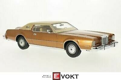 1978 Lincoln Continental MkV Coupe Gold 1:18 BoS-Models 326
