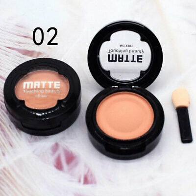 Multicolor Matte Eyeshadow Palette 3 Color Nude Eye Shadow