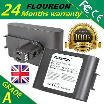 Battery Pack For Dyson Vacuum Cleaner DC31 Animal DC31 DC34 DC35 2000mAh 22.2V