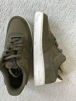 Twice 1 Or Air Nike Size Khaki Mens Worn Force 7 Once 45RjAL
