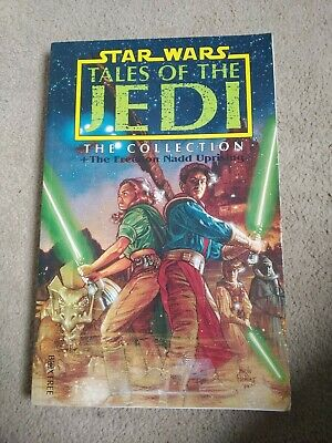Star Wars: Tales of the Jedi Collection + Freedom Nadd Uprising + Posters