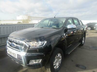 2019 Ford Ranger Limited 3.2 ( 200ps ) Double Cab 4 x 4 Pick Up