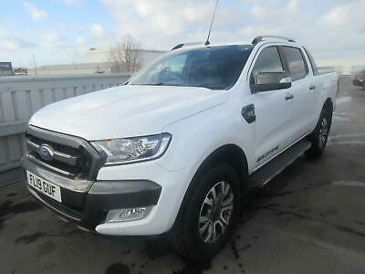 2019 Ford Ranger Wildtrak 3.2 ( 200ps ) Auto Double Cab 4 x 4 Pick Up