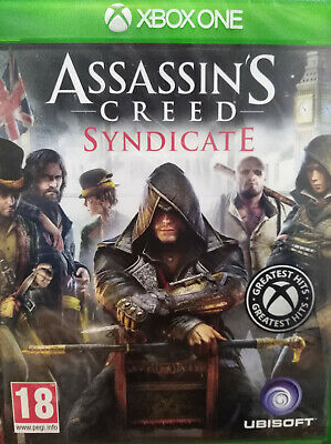 Assassin's Creed Syndicate (Greatest Hits). Juego Xbox One. Nuevo, Precintado.