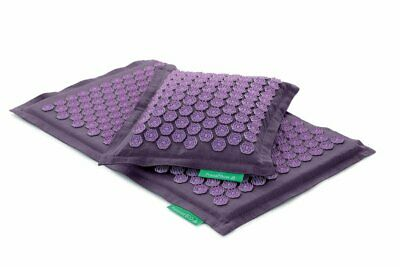 Therapeutic Manual Massage Set PRANAMAT ECO (Pranamat Massage mat + PranaPillow