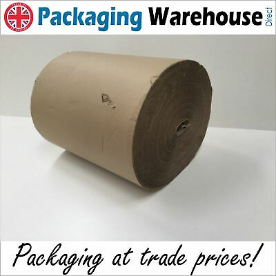Single Faced Corrugated Cardboard Paper Packaging Roll 300 650 750 1000 1500mm