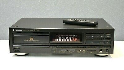 PIONEER PD-7300 High End CD-Player mit FB