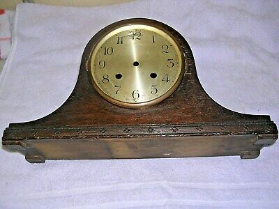 Clock  Parts    Mantel Clock  Case,