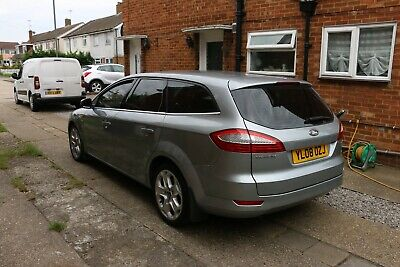 Ford Mondeo 2.2 TDCI Titanium X Estate