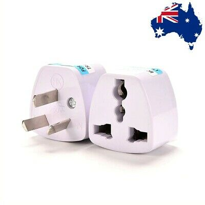 Universal UKUSEU To AU AC Power Plug Adaptor Travel 3 Pin Converter Australia