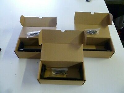New in Box LOT of THREE Motorola HLN7002A Brackets with Hardware o273