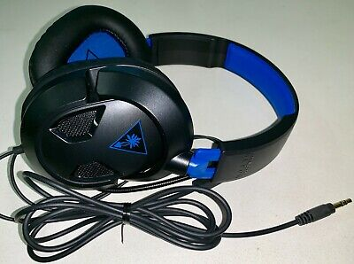 Turtle Beach Gaming Headset for Xbox 360, PS3, PS4, PC No Microphone