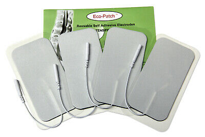 Tens Electrodes Eco-030 Eco Patch 2x4 - 5 packs of 4 - Sale - Quality Guranteed