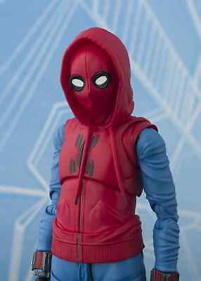 Spider-Man Home-Made Suit Version   -S.h. Figuarts-