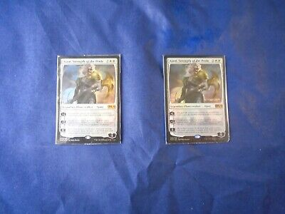 Magic the Gathering Sealed Prerelease Foil Ajani Strength of the Pride Core 2020