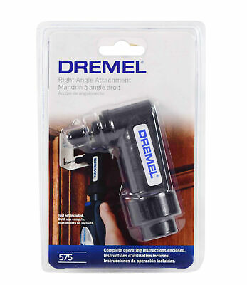 Dremel 575 Right Angle Attachment Quick Connect System