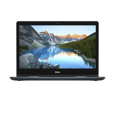 "Dell Inspiron 14 5481 2-In-1 Laptop 14.0"" Touch Screen Intel i3-8145U 256GB SSD"
