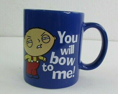 Family Guy You Will Bow To Me Mug 2009