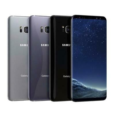 "Samsung Galaxy S8 G950U 64GB 5.8"" Display Factory GSM Unlocked Smartphone"