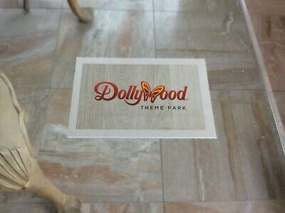 One 1 Dollywood Ticket - Pigeon Forge TN - Exp 1/4/2020