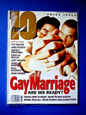 10 PERCENT / May-June 1995 / RuPaul / Pat Califia / Rob Epstein / Gay Interest